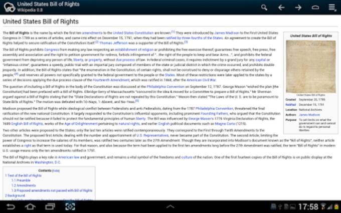 Kiwix (Offline Wikipedia)
