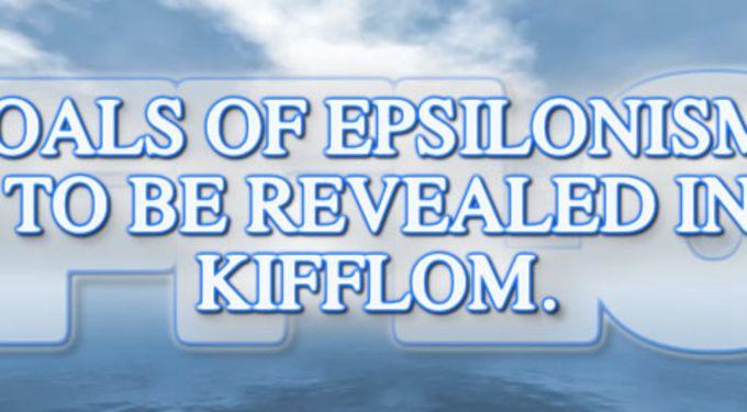 Salvapantallas del Programa Epsilon