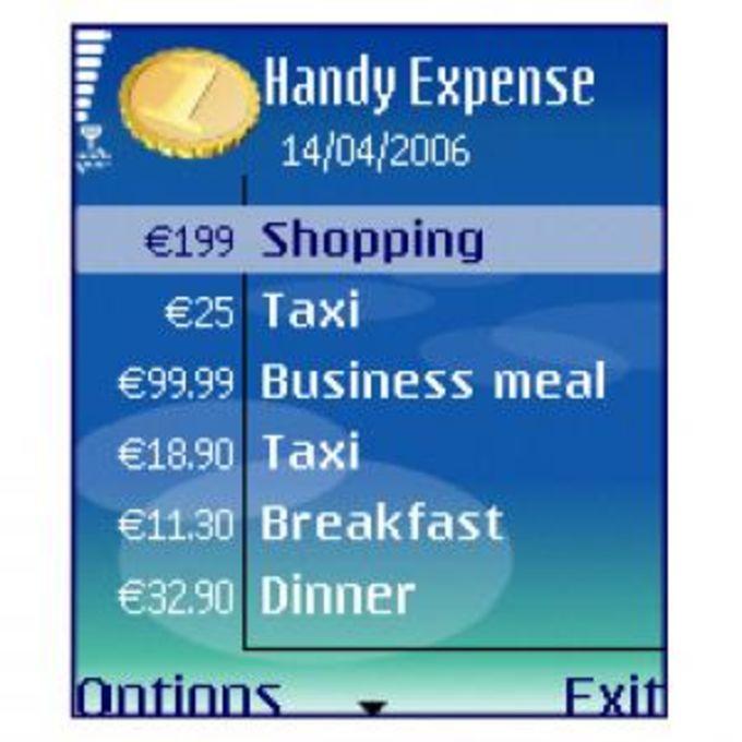 Handy Expense