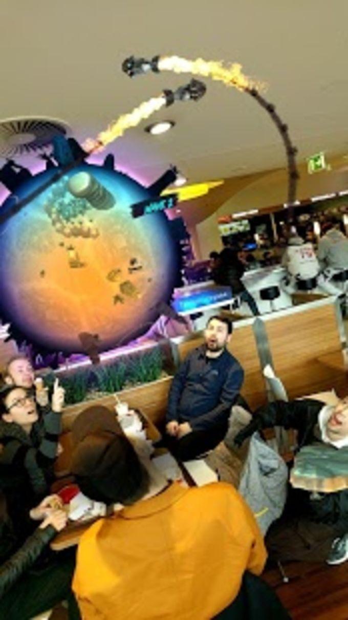 Battle Planet AR