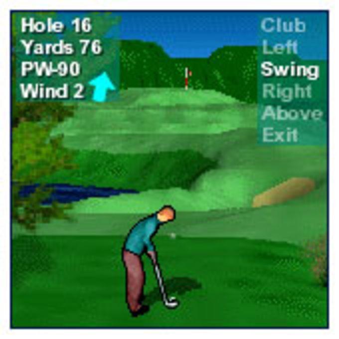 Par 3 Golf