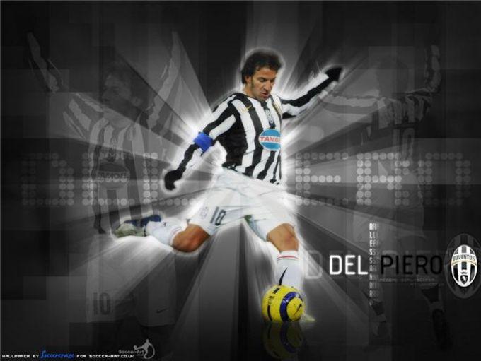 Alessandro Del Piero Wallpaper
