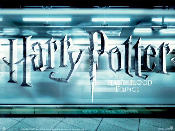 Salvapantallas: Harry Potter y el misterio del príncipe