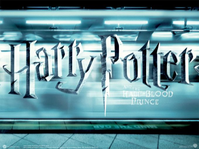 Harry Potter and the Half-Blood Prince Screensaver