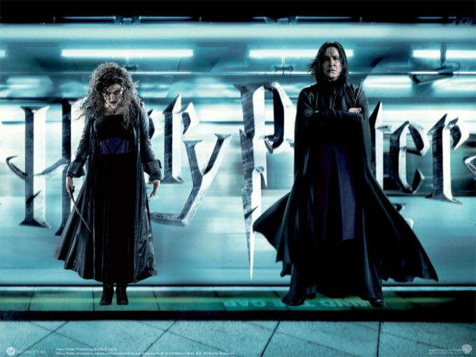 Harry Potter und der Halbblutprinz Screensaver