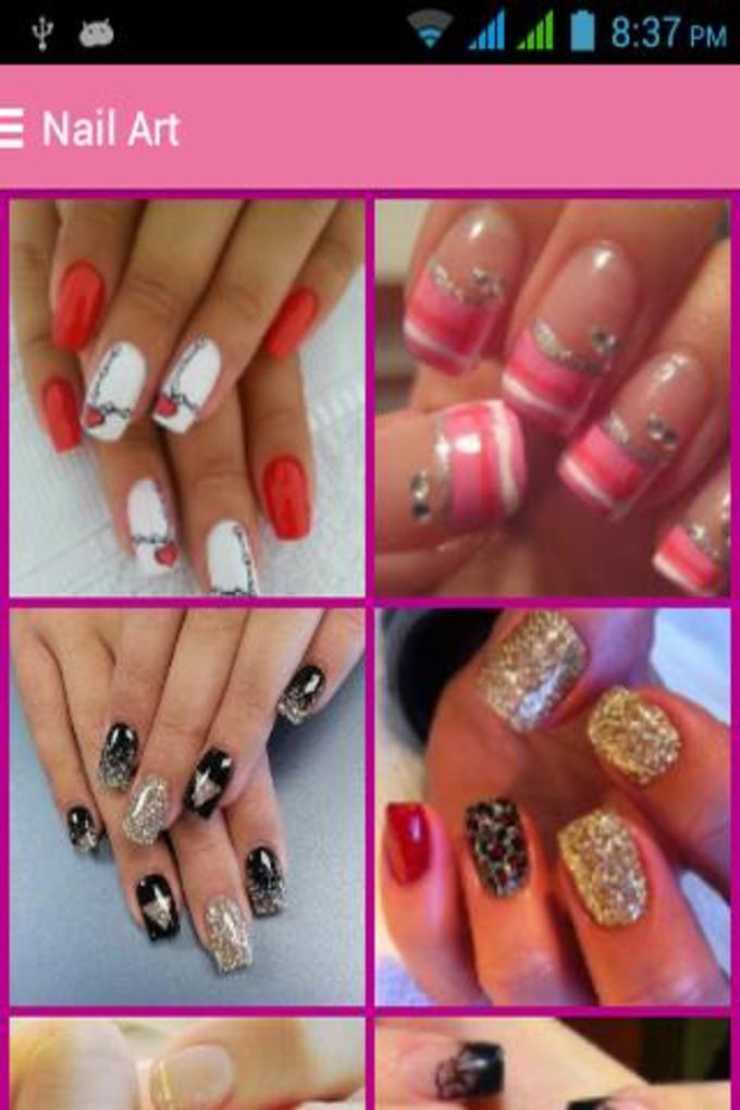 Nail Art Designs 2015 (New)