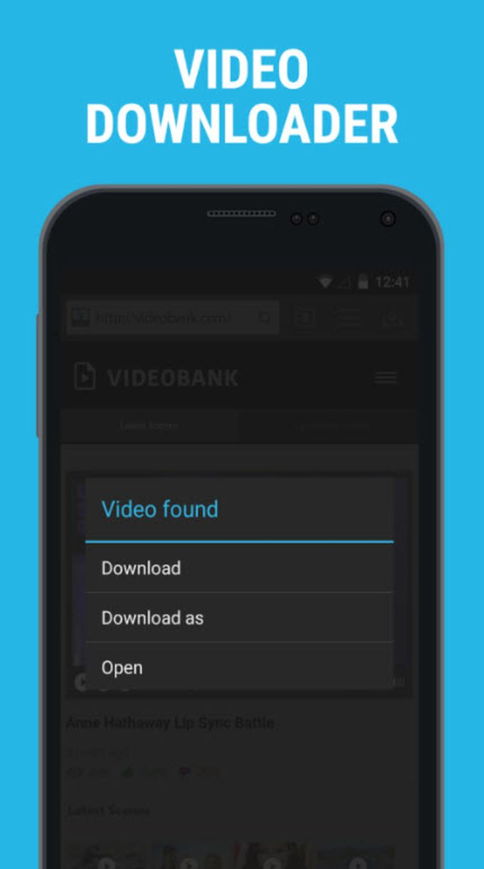 Downloader and Private Browser
