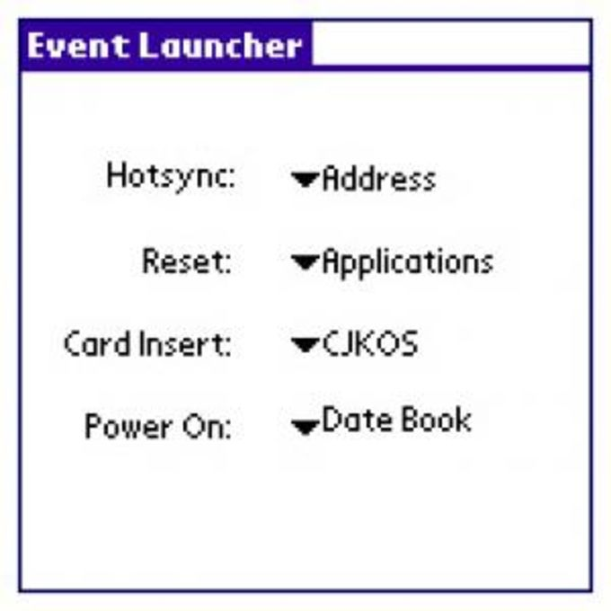 Event Launcher