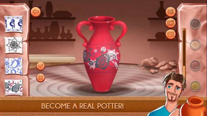 Pottery Maker Deluxe