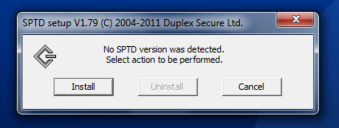 SPTD x64