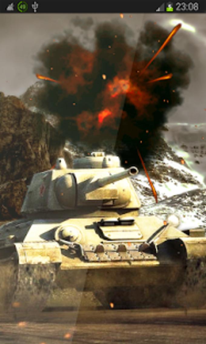 Military Tank 2nd World War