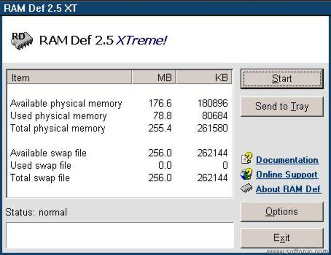 RAM Def XTreme