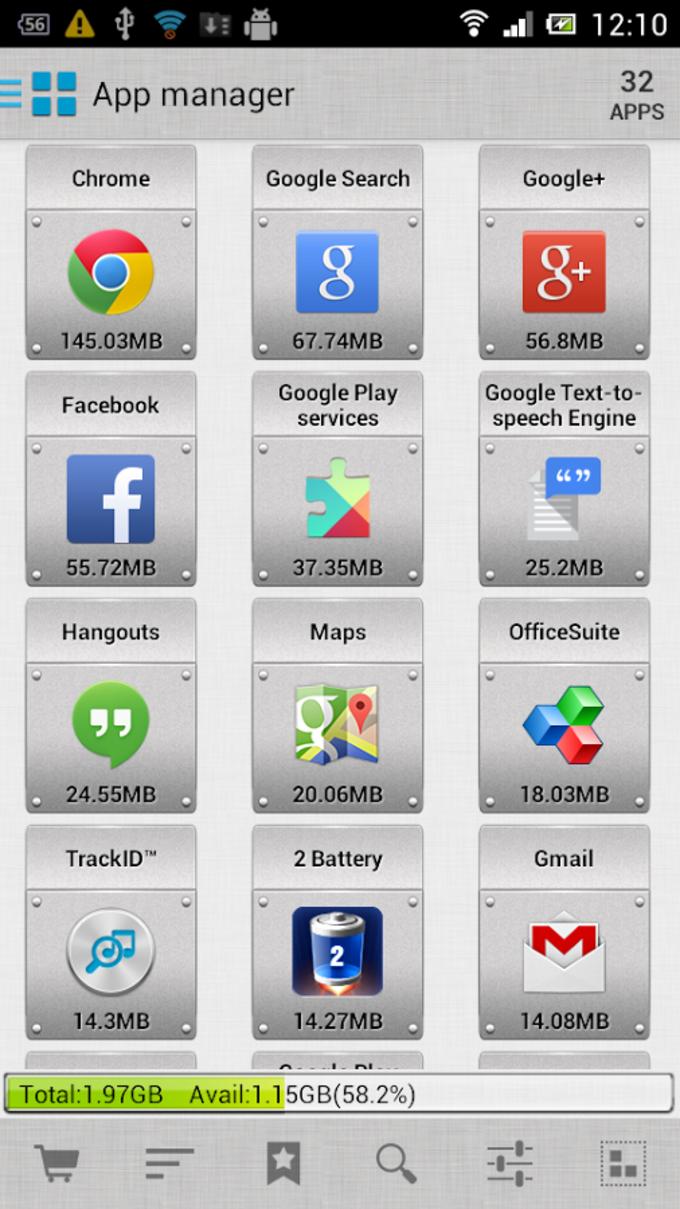 AppMgr III