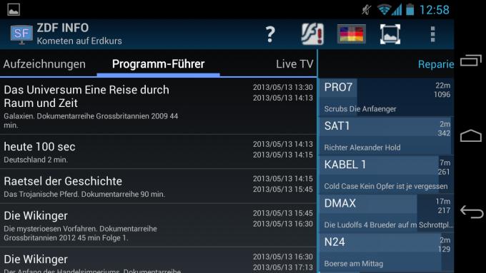 Schoener Fernsehen