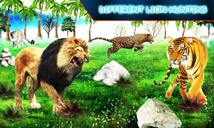 Wild Jungle Animal Hunting Sniper Shooting 3D