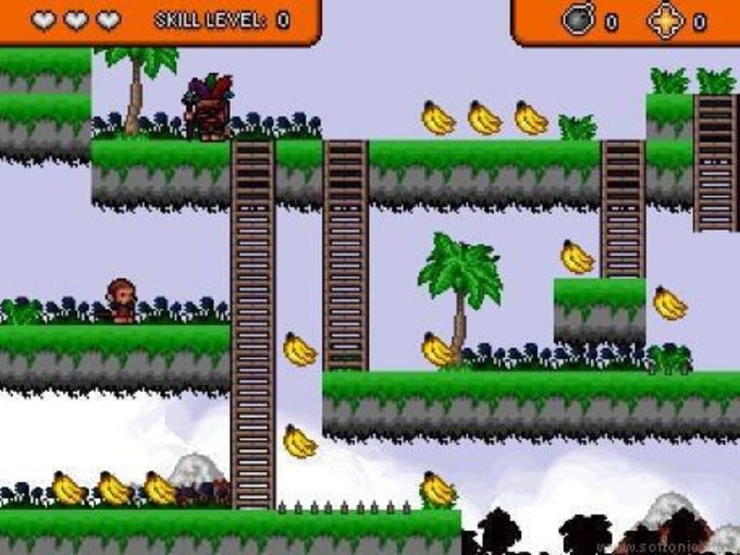 Bananarama: Raiders of the Lost Bananas