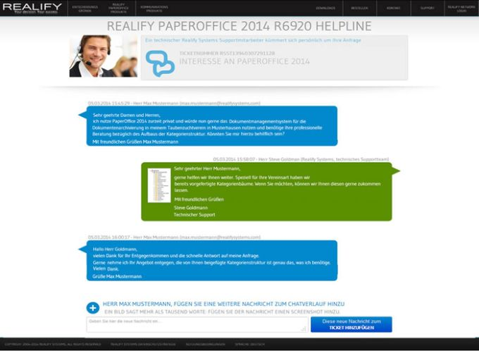 Realify PaperOffice