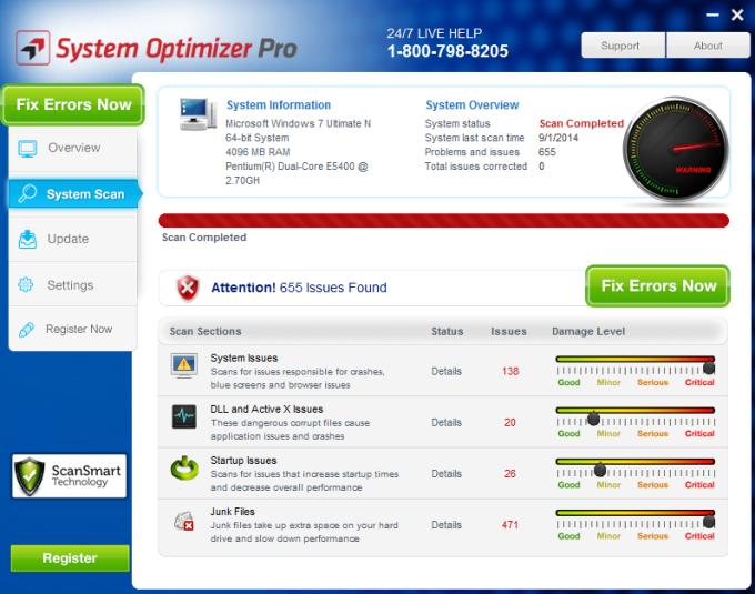 System Optimizer Pro