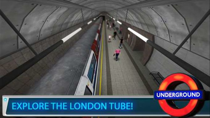 London Subway Simulator