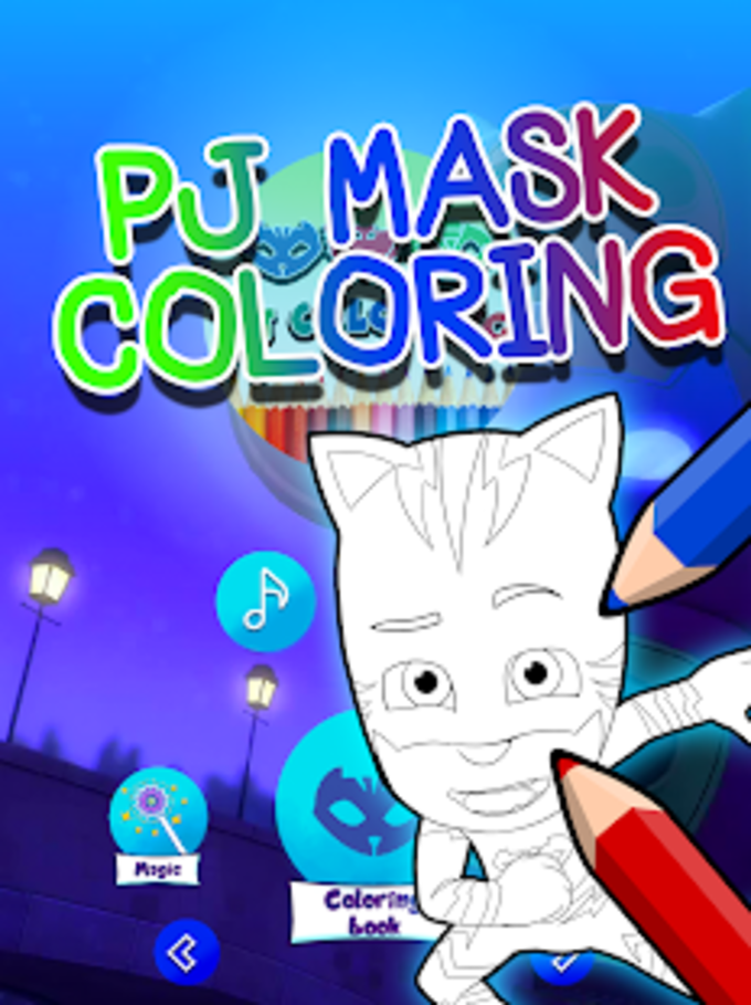 Coloring Book Moonlight For Android