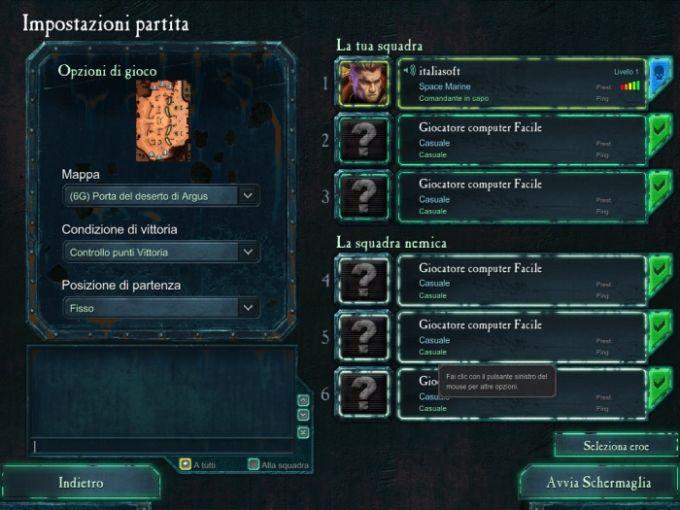 Warhammer 40.000: Dawn of War II