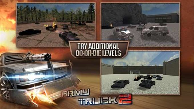 Army Truck 2 - Continuum Release