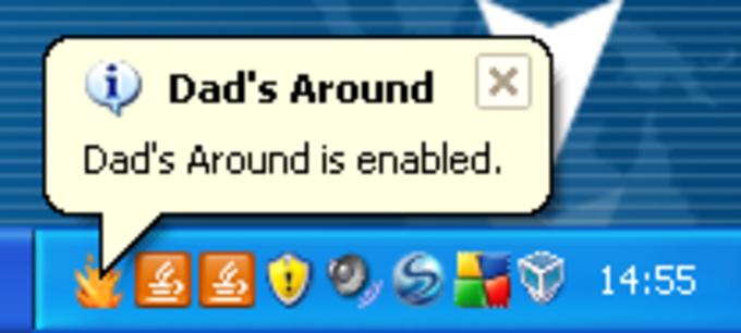 Dad's Around