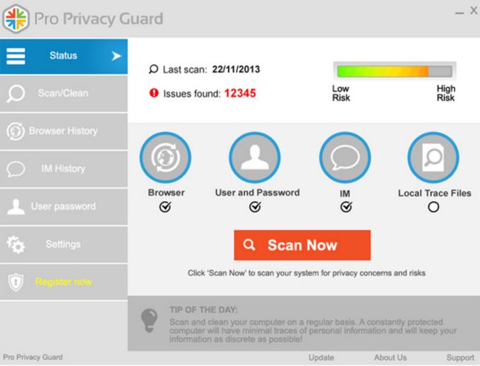 Pro Privacy Guard