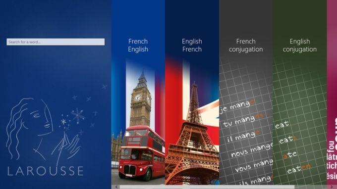 Dictionnaire français – anglais Larousse