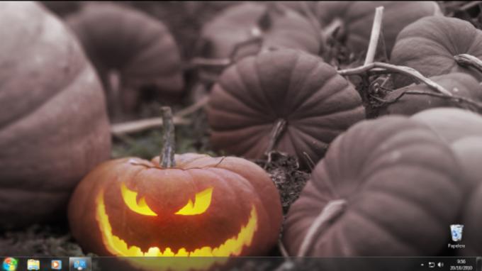 Eerie Autumn