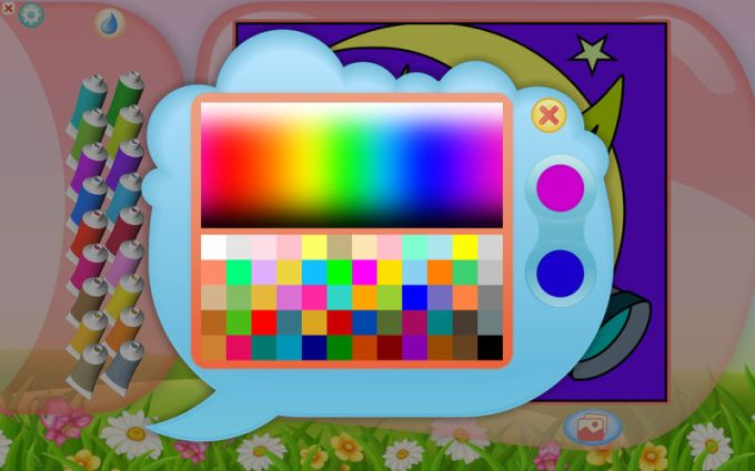 Fairy - Paint by Numbers - Coloring for Girls - Free