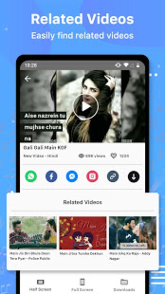 30 Seconds Video Status - Full Screen Video Status