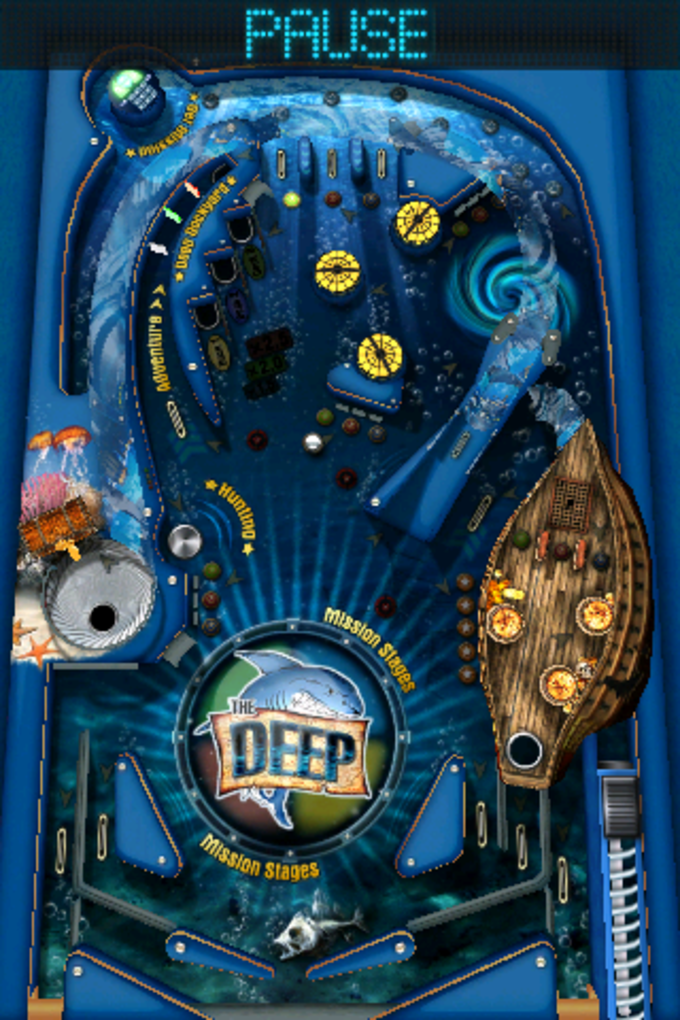 The Deep Pinball