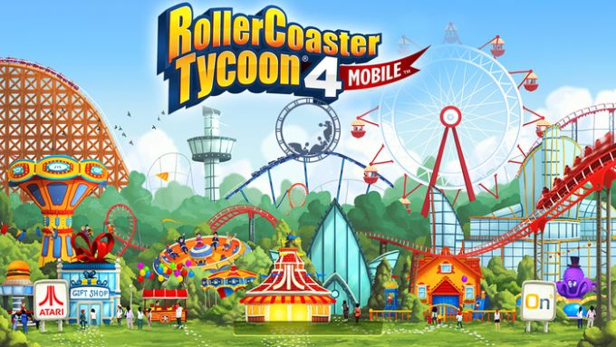 RollerCoaster Tycoon® 4 Mobile™