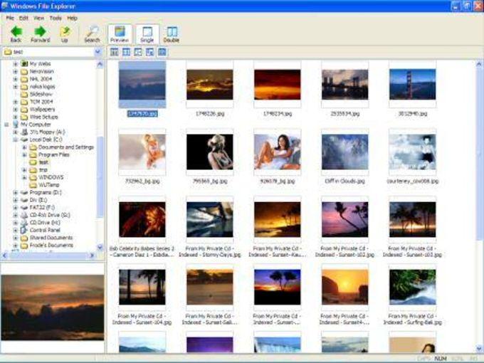 Windows File Explorer