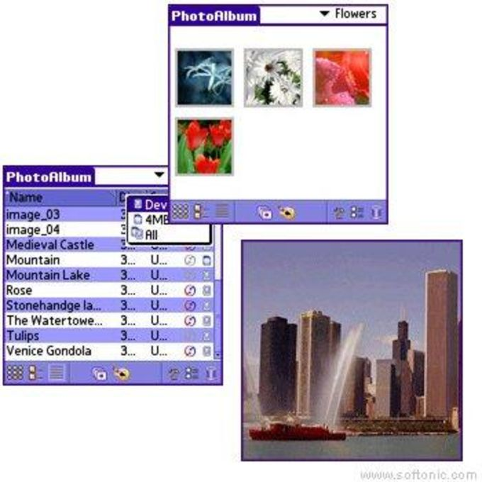 Mobile PhotoAlbum 2004
