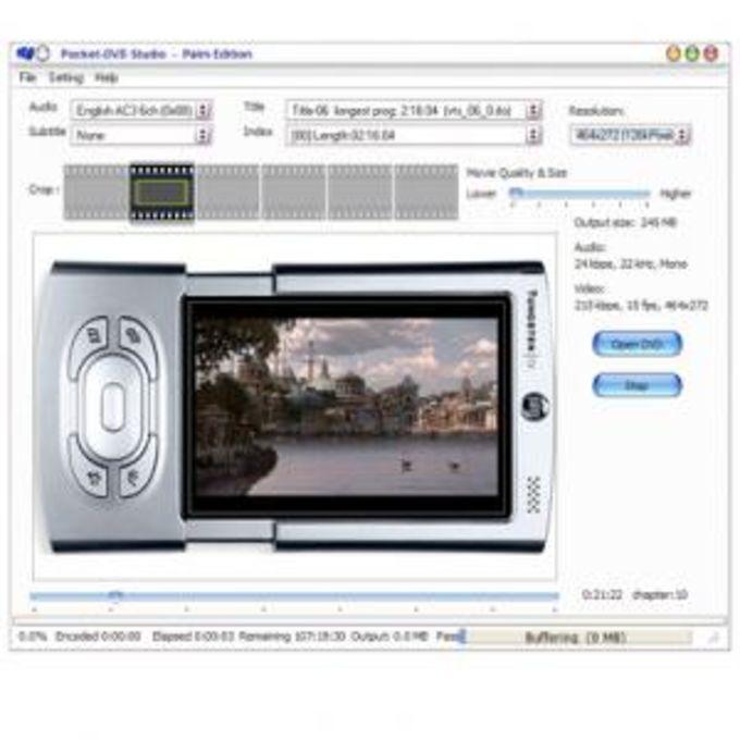 Pocket-DVD Studio
