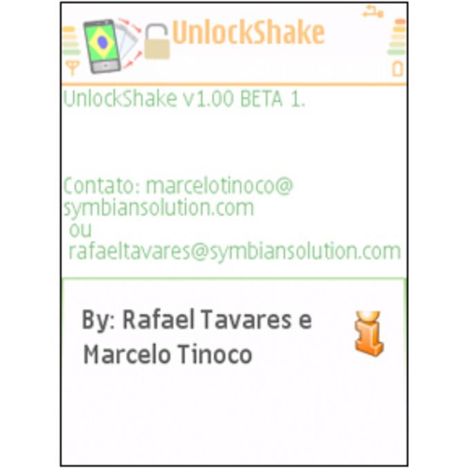 UnlockShake