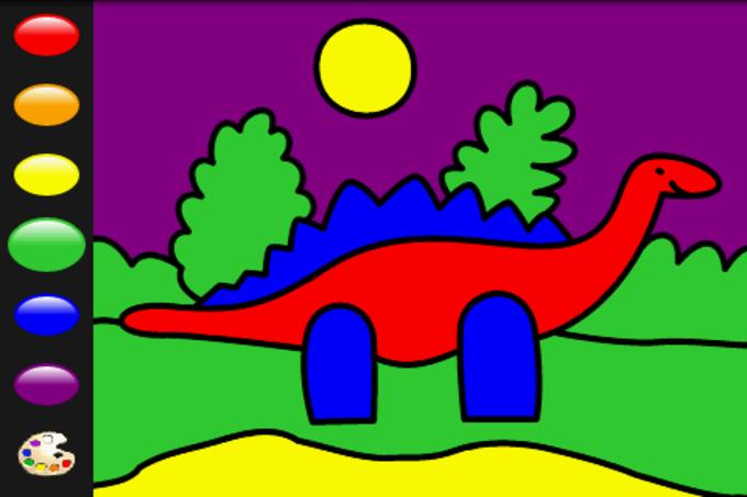 Zebra Paint