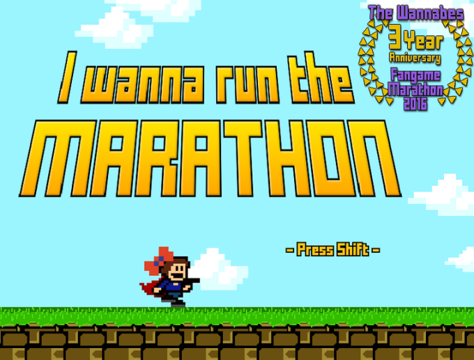 I wanna run the Marathon