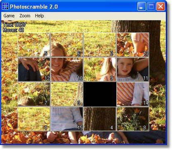 Photoscramble
