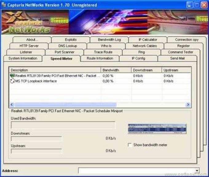 Capturix NetWorks