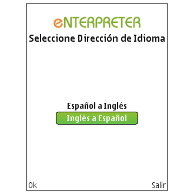 Enterpreter: English-Spanish Talking Translator, Dictionary, Thesaurus