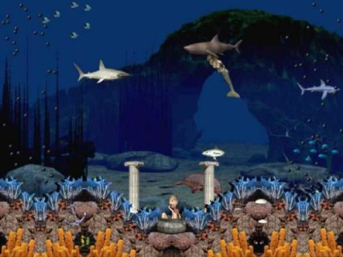 Tropical Aquarium Screen Saver