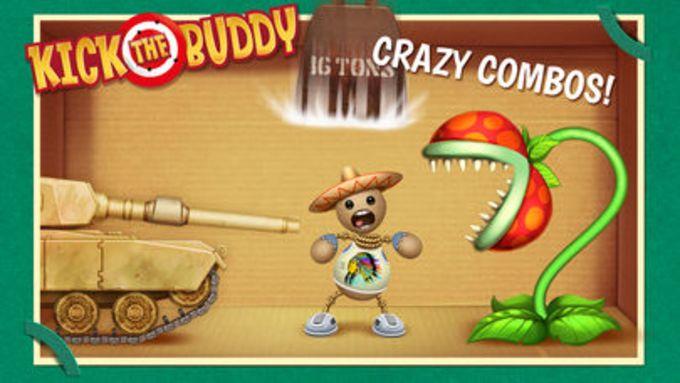 Kick the Buddy (Ad Free)