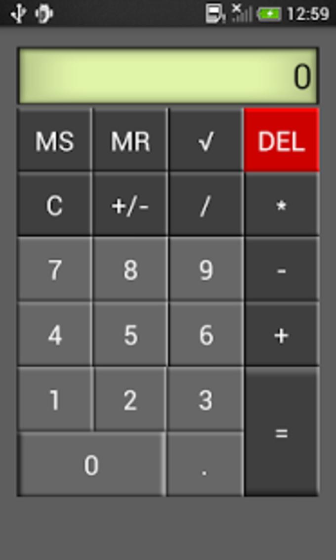 Calculadora simple