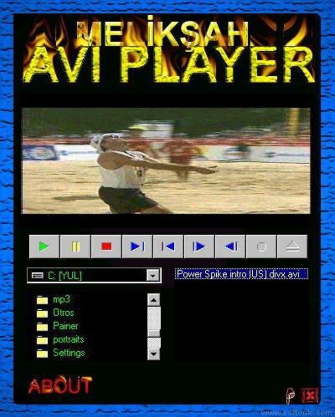 Meliksah AVI Player