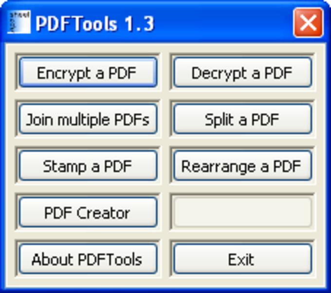 PDFTools