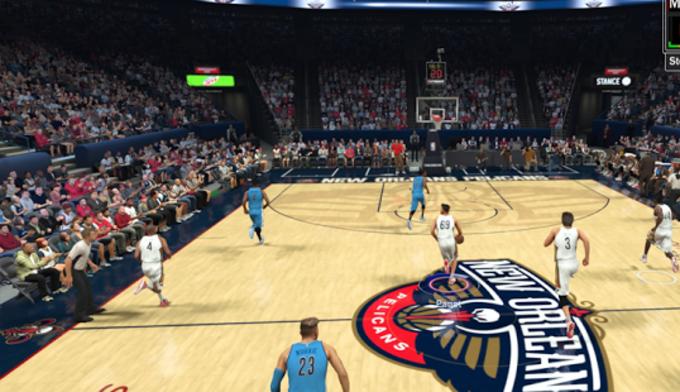 Guide for NBA 2K17