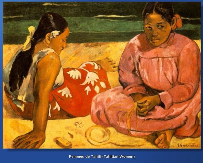Gauguin Screensaver